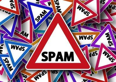Email-SPAM verhindern