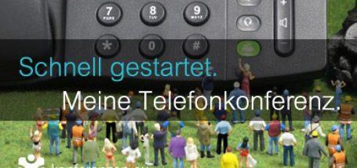 Telefonkonferenzen mit konferenzen.eu
