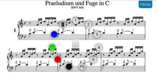MUSICA-PIANO Screenshot iPhone6