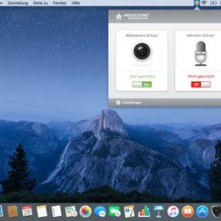 Camera Guard für MacOS