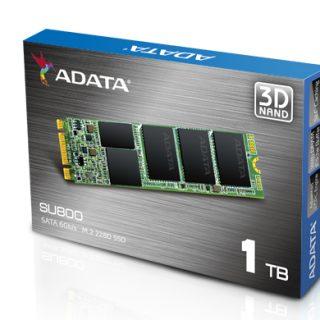 ADATA Ultimate SU800 M.2 2280 SATA 6Gb/s Verpackung 1 TB Version