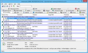 Autostart kontrollieren mitAutoruns für Windows