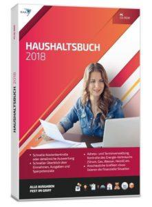 Das neue Haushaltsbuch 2018 ist da!