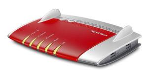 AVM FRITZ!Box 7490 WLAN AC + N Router