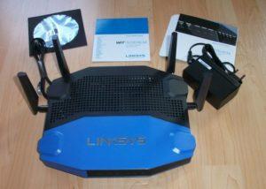 WLAN-Router kaufen zum Beispiel den Linksys WRT3200ACM
