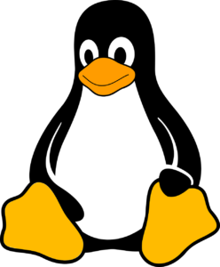 Linux Pinguin